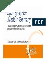 German Cycling Tourism St Pete 2016