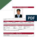 Formato Ficha de Datos
