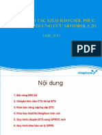 Quy Trinh Khai Bao CSDL Motorola