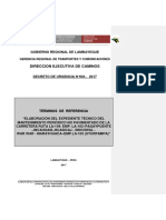 TDR 104 Incahuasi Marayhuaca