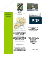 Preliminary Design Report VOL I
