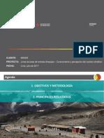 Informe Línea de Base de Entrada - Conocimiento y Percepción Del Cambio Climático - Arequipa_VF