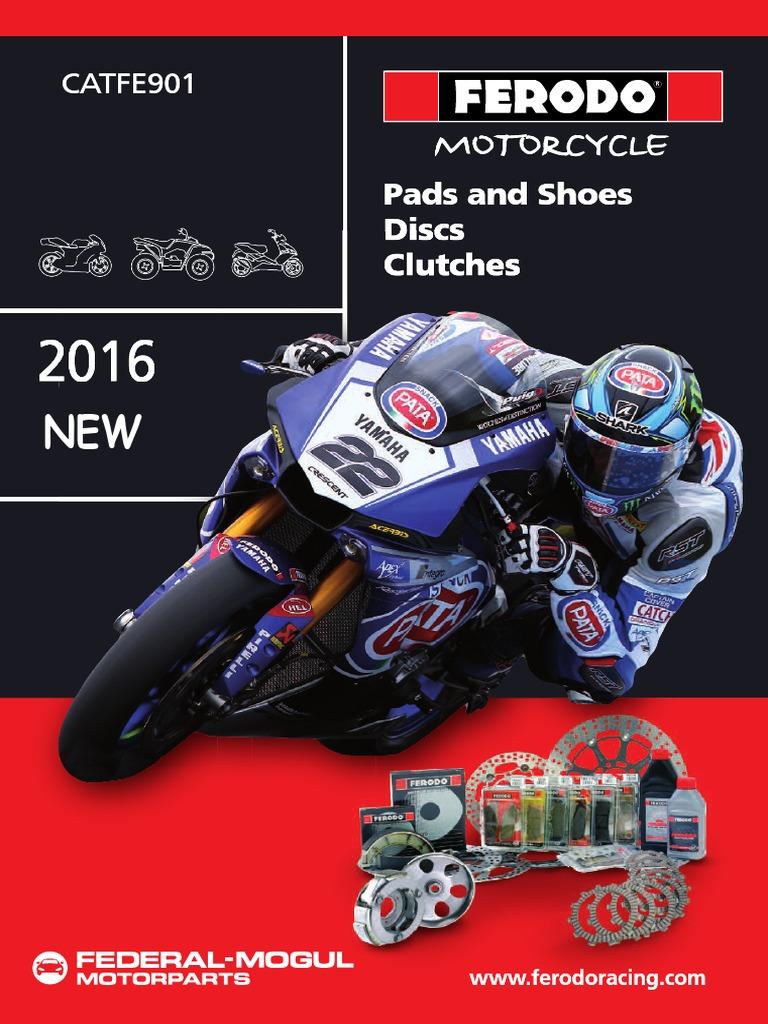 0eb4961631 Ferodo Motorcycle Catalogue