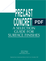 A Selection Guide Fo Surface Finishes
