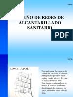 CLASE 2 - DISEÑO DE REDES DE ALCANTARILLADO SANITARIO.ppt