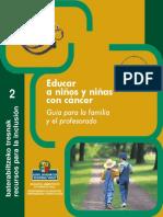 Educar a Niños y Niñas Con Cáncer.qxp