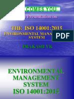 Iso 14001 Awareness