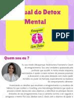 Manual Detox Mental