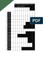 Puzzle Servicio Telefonico Basico