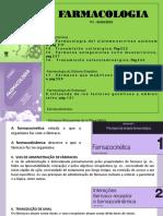 Farmacologia p1- 05 04 2018
