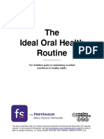 The Ideal Oral Health Routine