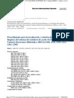 Procedimiento de Kimpieza y Prueba Del Solenoide Heui