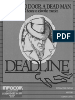 Deadline - Manual