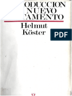 Koster, Helmut -Introduccion Al Nuevo Testamento.pdf