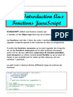 Petite Introduction Aux Fonctions JavaScript