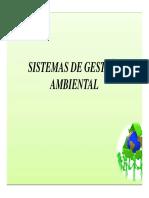 Sistema de Gestión Ambiental - Diapositivas 1