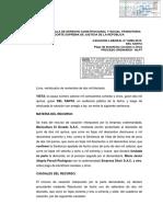 Casación 14885-2015 Del Santa (Fotmularios)