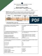 Prueba 1 Medio configuracion electronica Quimica.docx
