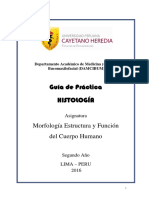 Mef Cuerpo Humano 2016 - Guia de Practica Histologia