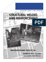 Welded Wire Reinforcement Manual of Standard Practice