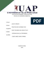 Facultad de Inginieria y Arquictectura