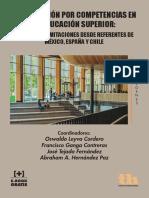 Libro Formación Por Competencias en Educ. Superior