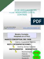 Proceso Implementacion Pcge