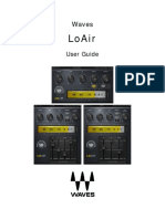 LoAir User Guide