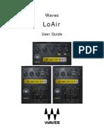 LoAir User Guide