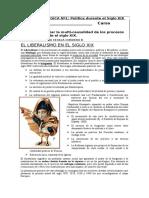 Guia Liberalismonacionalismoyrevliberales Hist 1medios