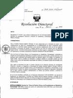 GUIA MINSA 2014 Obstetricia