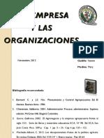 Tema Empresa 2012