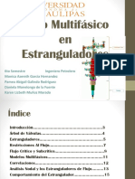 Flujo Multifasico en Estranguladores