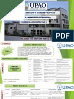 diapositivas derecho administrativo peruano regímenes laborales