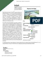 ITAIPU BINACIONAL Represa de Itaipú
