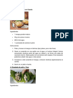 Recetas de Cocina 10
