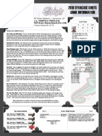 Chiefs Game Notes 4-12-18