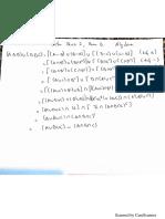 Pauta Quiz 2 Hora B y E Álgebra 1-2018