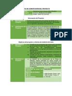 Acta de Constitucion Del Proyecto-LINO SANTOS