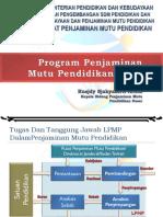 Program Pemetaan Mutu Pendidikan 2012 (Pak Rusdy)