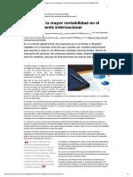 Buscando La Mayor Rentabilidad en El Fi...Acional - Finanzas - Actualidad - ESAN