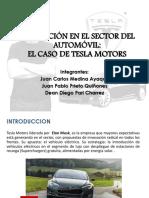 Innovacion y Creatividad (Caso Tesla )