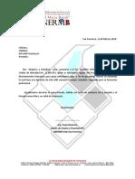Carta 368 Pigas Coronel Leal, Jose Luis