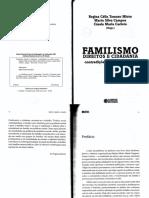 Campos, MS O Casamento Da Política Social Com a Família- Feliz Ou Infeliz