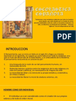 La Escolastica Española