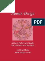 Human Design Book