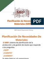 Sistema MRP