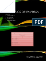 Modelos de Empresa
