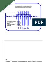 Electricidad de Mantenimiento.doc