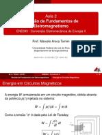 Fundamentos Eletromagnetismo Aula 03